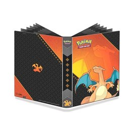 Pokemon Charizard Pro Binder : Pokemon TCG
