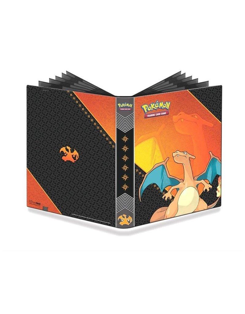 Pokemon Charizard Pro Binder : Pokemon TCG