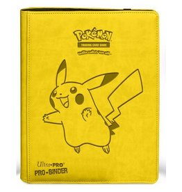 Pokemon Pikachu Premium PRO-Binder : Pokemon TCG