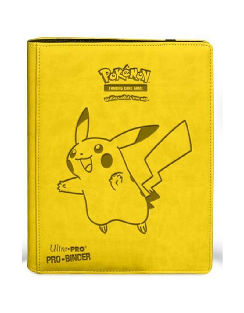 Pokemon Pikachu Premium PRO-Binder : Pokemon TCG
