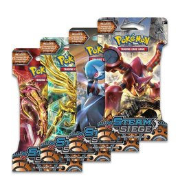 Pokemon XY11 Steam Siege Boosters: Pokemon TCG