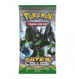 Pokemon XY10 Fates Collide Boosters: Pokemon TCG