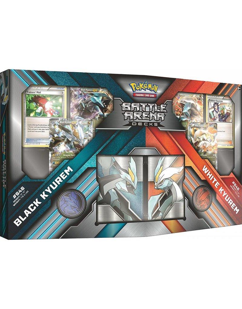 Pokemon Black Kyurem vs. White Kyurem Battle Arena Decks: Pokemon TCG
