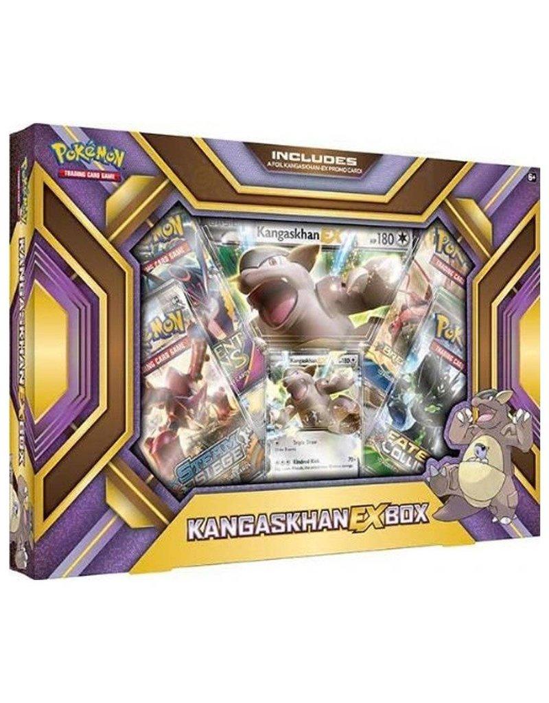 Pokemon Kangaskhan EX Box: Pokemon TCG