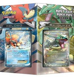 Pokemon Battle Arena Decks: Rayquaza vs Keldeo: Pokemon TCG