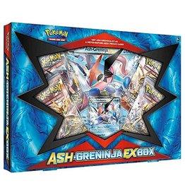 Pokemon Ash-Greninja-EX Box: Pokemon TCG
