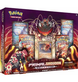 Pokemon Groudon Box and Kyogre Box Collection: Pokemon TCG