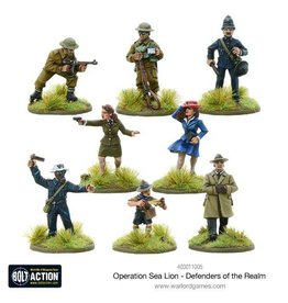Warlord Games Sea Lion Defenders of the Realm