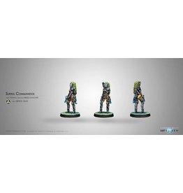 Corvus Belli Sukeul Commandos (Missile Launcher)