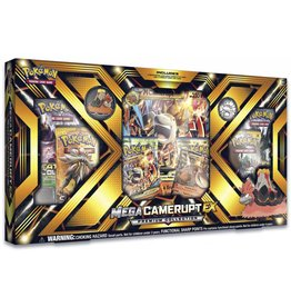 Pokemon Mega Camerupt-EX  Premium Collection: Pokemon TCG