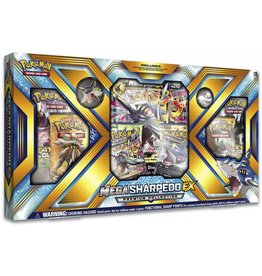 Pokemon Mega Sharpedo-EX  Premium Collection: Pokemon TCG