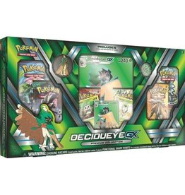 Pokemon Decidueye GX Premium Collection: Pokemon TCG