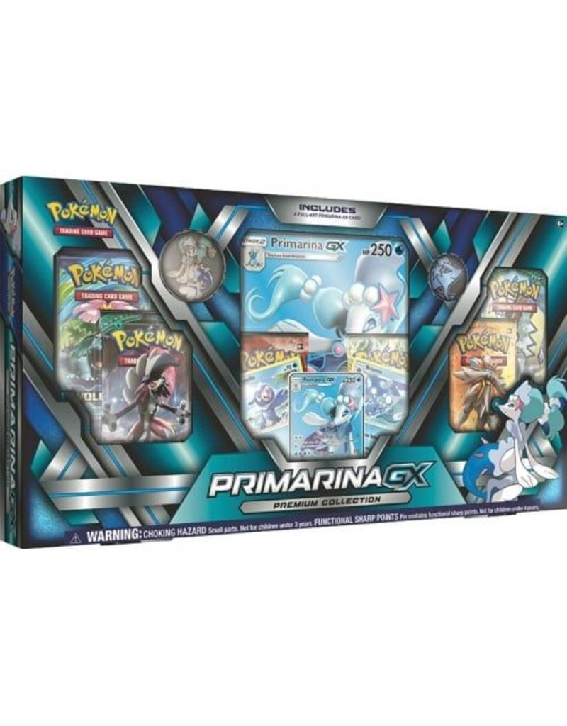 Pokemon Primarina- GX Premium Collection: Pokemon TCG