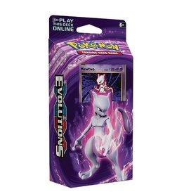 Pokemon XY12 Evolutions Theme Deck - Mewtwo : Pokemon TCG