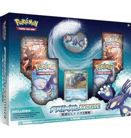 Pokemon Kyogre Box Collection: Pokemon TCG