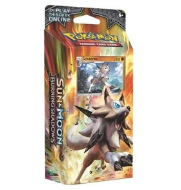 Pokemon Sun & Moon Burning Shadows Theme Deck (Lycanroc)