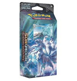 Pokemon Sun & Moon Burning Shadows Theme Deck (Alolan Ninetales)