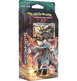 Pokemon Sun & Moon Guardians Rising Theme Deck (Solgaleo): Pokemon TCG
