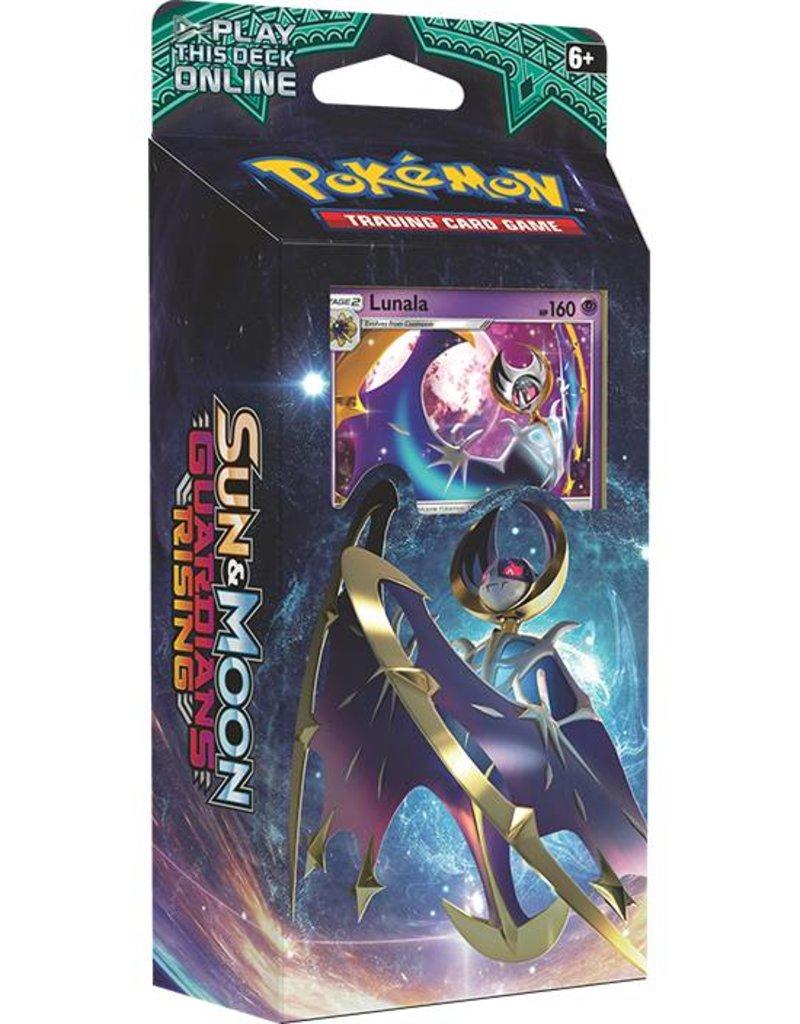 Pokemon Sun & Moon Guardians Rising Theme Deck (Lunala): Pokemon TCG