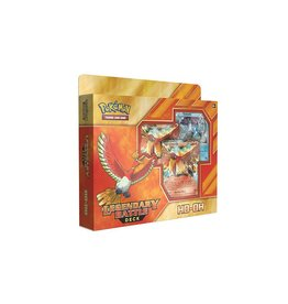 Pokemon Legendary Battle Deck (Ho-Oh): Pokemon TCG