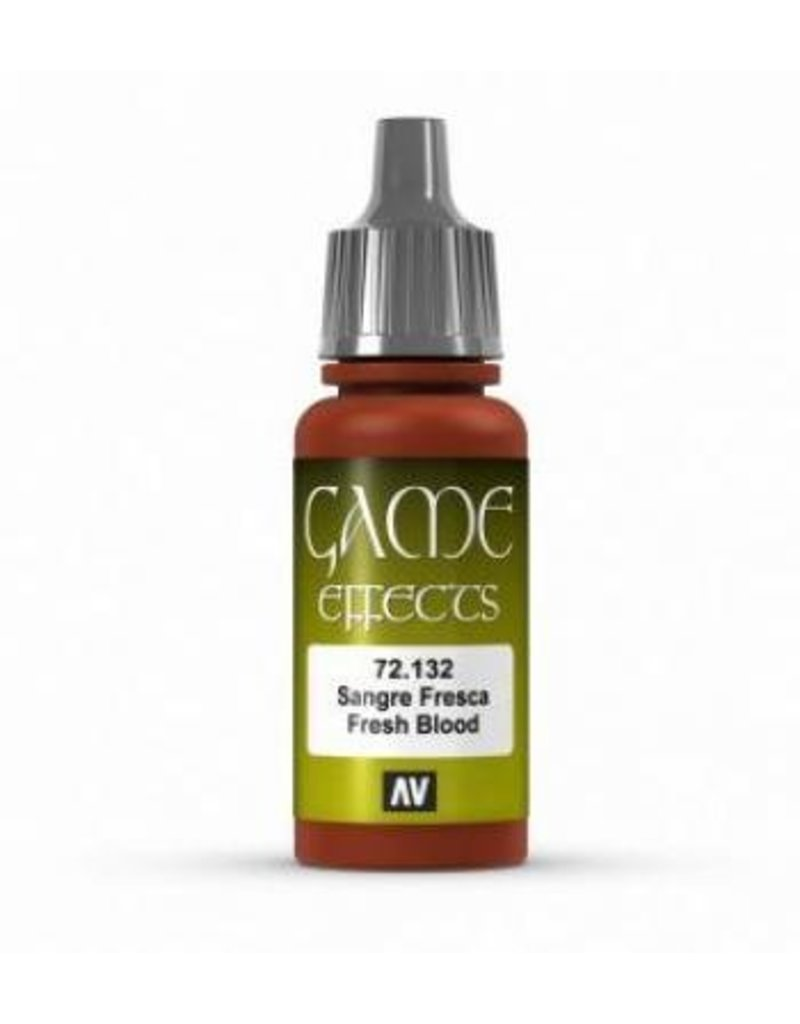 Vallejo Game Effects - Fresh Blood 17ml
