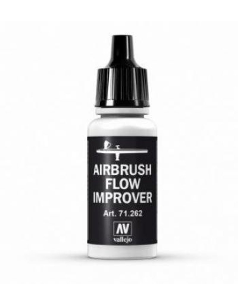 Vallejo Airbrush Flow Improver 17ml