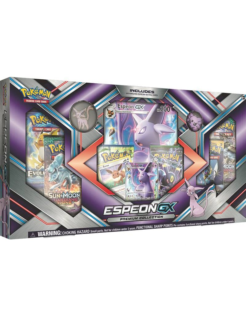 Pokemon Espeon-GX Premium Collection: Pokemon TCG