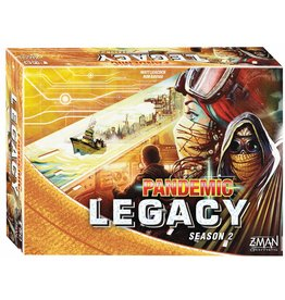 Z-Man Games YELLOW - Pandemic Legacy Season 2