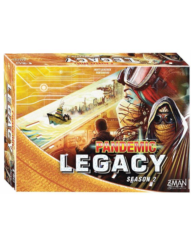 Z-Man Games YELLOW - Pandemic Legacy Season 2