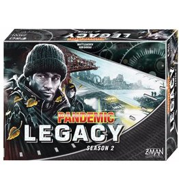 Z-Man Games BLACK - Pandemic Legacy Season 2