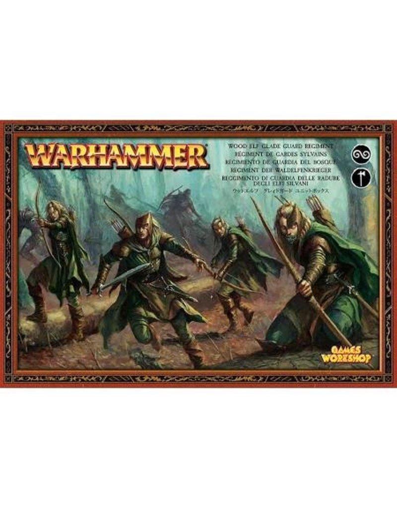 Games Workshop Sylvaneth Glade Guard