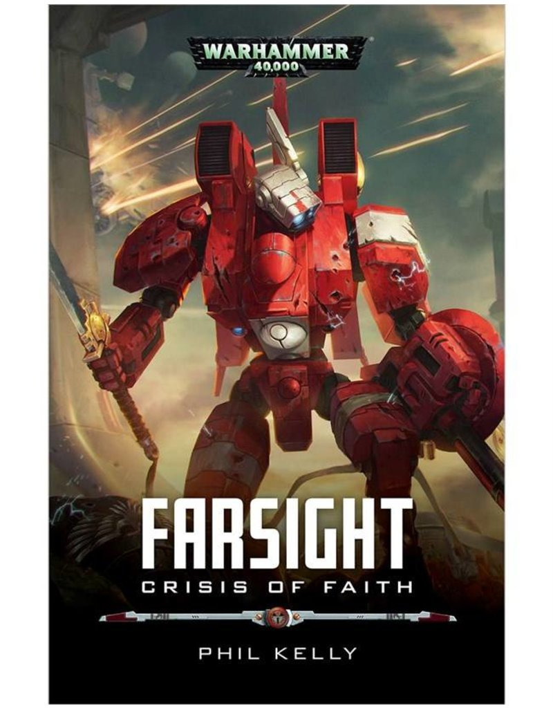 Games Workshop Farsight: Crisis Of Faith (HB)