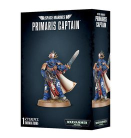 Games Workshop SPACE MARINES PRIMARIS CAPTAIN