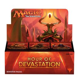 Wizards of the Coast MTG: Hour of Devastation Booster Display