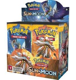 Pokemon Sun & Moon Booster Box: Pokemon TCG