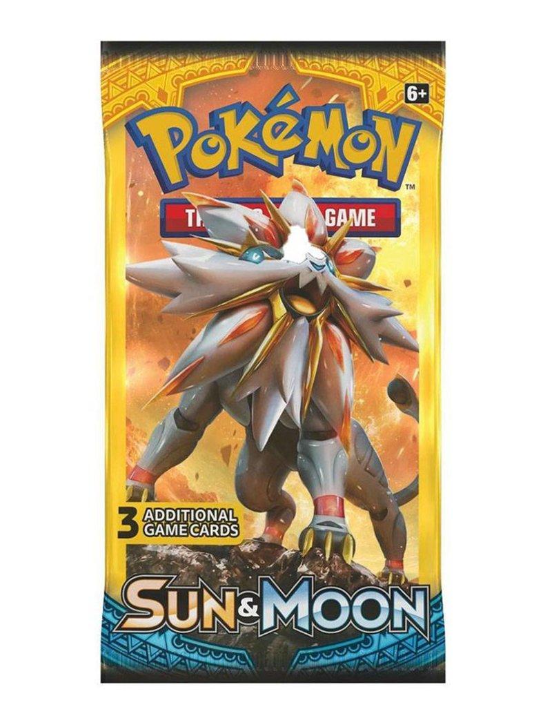 Pokemon Sun & Moon Booster Pack: Pokemon TCG