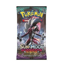 Pokemon Sun & Moon Guardians Rising Booster Pack: Pokemon TCG