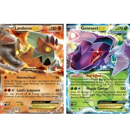 Pokemon Landorus vs. Genesect Battle Arena Decks: Pokemon TCG