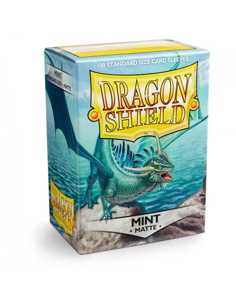 ARCANE TINMEN Dragon Shield Sleeves Matte Mint (100)