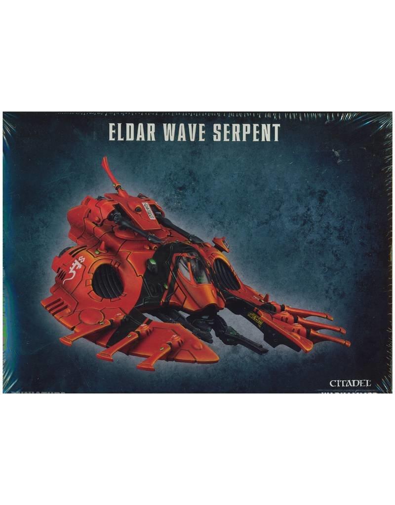 Games Workshop Craftworld Eldar Wave Serpent