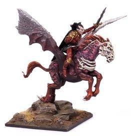 Mantic Games Undead Vampire on Undead Pegasus