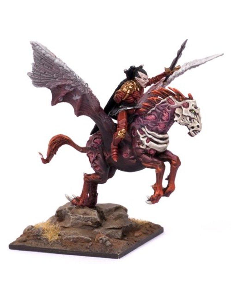 Mantic Games Undead: Vampire on Undead Pegasus