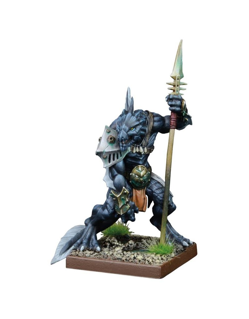 Mantic Games Trident Realm of Neritica: Eckter, Placoderm Defender