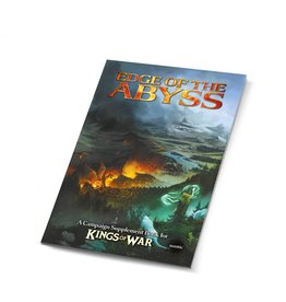 Mantic Games Edge of the Abyss - Summer Campaign Book