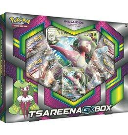 Pokemon Tsareena-GX Box: Pokemon TCG