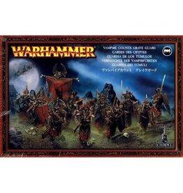 Games Workshop VAMPIRE COUNTS GRAVE GUARD