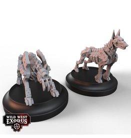 Warcradle Studios K9 Attack Dogs