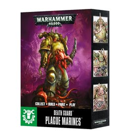 Games Workshop ETB DEATH GUARD PLAGUE MARINES