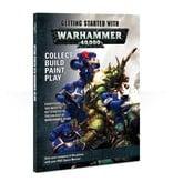 Games Workshop Getting Started With Warhammer 40k (EN)