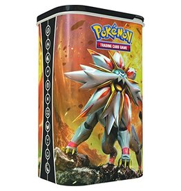 Pokemon Deck Shield Tin: Pokemon TCG -  Solgaleo
